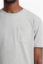 Looks Great With Rough Jeans Chest Pocket T-Shirt