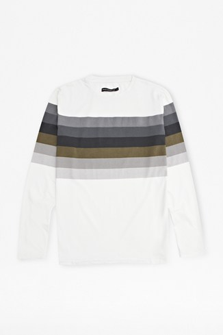 Horizon Stripe T-Shirt
