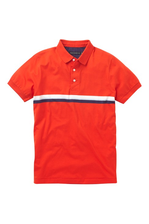 Phoenix Stripe Polo