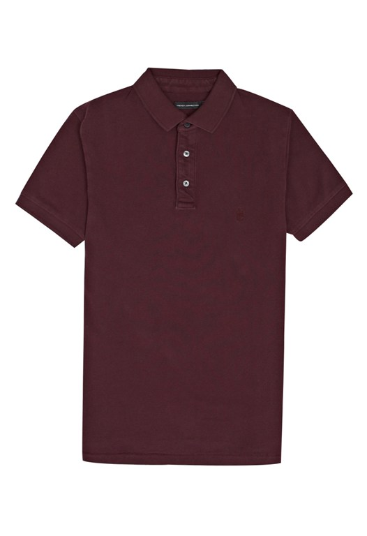 Stone Washed Pique Marlon Polo