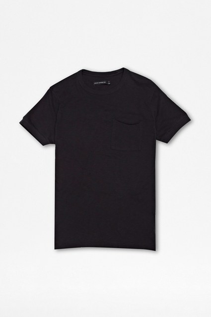 Henley Slub Pocket T-Shirt