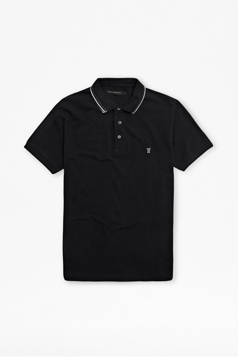 Twill Binding Polo Shirt