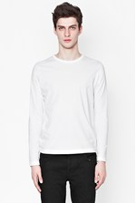Looks Great With Classic Cotton Long Sleeve T-Shirt