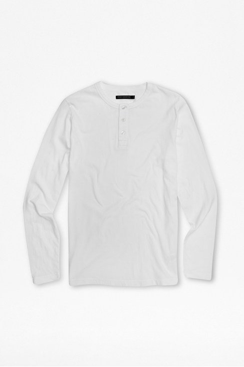 Classic Cotton Jersey Top