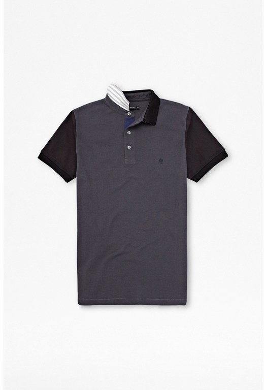 Photon Contrast Polo Shirt