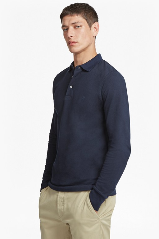 Complete the Look Brunswick Plain Polo Shirt