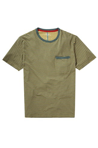 Squirrel Striped T-Shirt