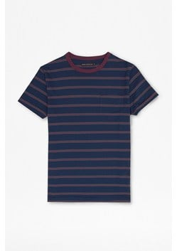Library Striped T-Shirt