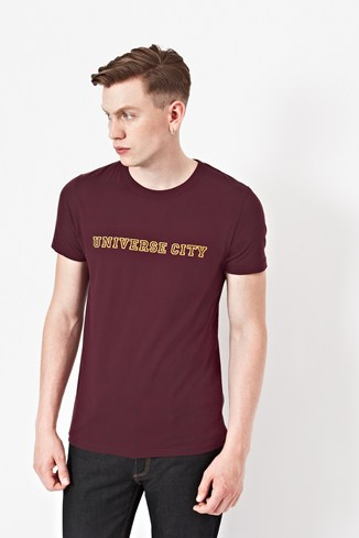 Universe City Printed T-Shirt