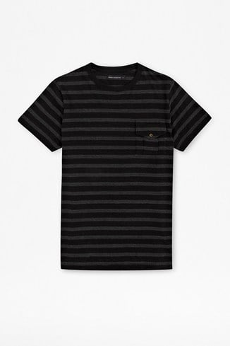 Shotgun Striped T-Shirt