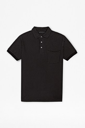 Semi Automatic Polo Shirt
