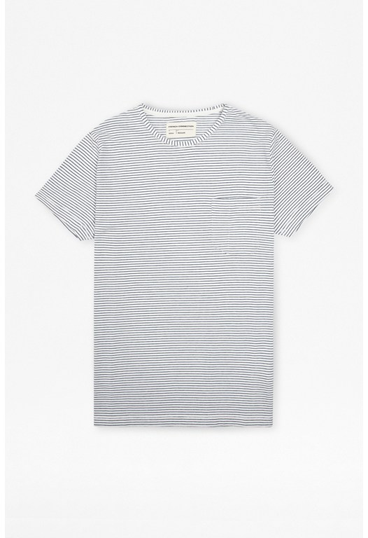 Mini Stripe Tee