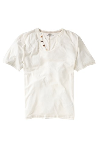 French Connection Comiket Dean Henley Tee