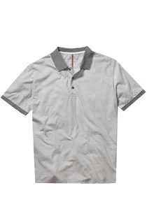 Branch Stripe Polo Tee