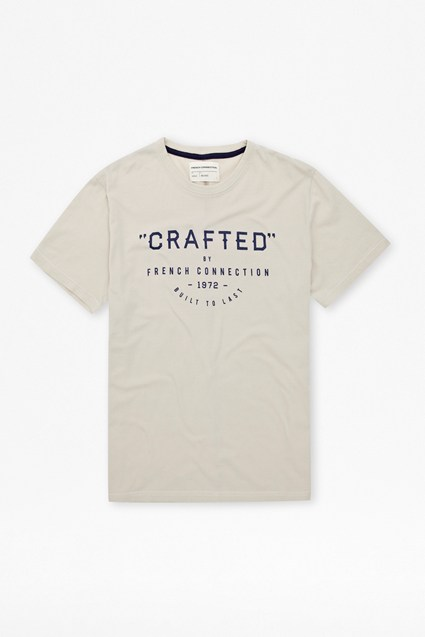 Crafted Cotton T-Shirt