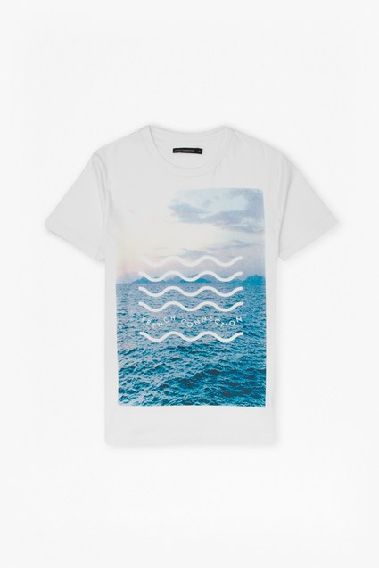 Waves Jersey T-Shirt