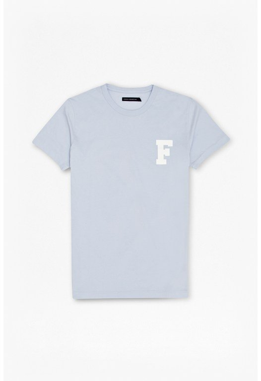 College Chest F T-Shirt