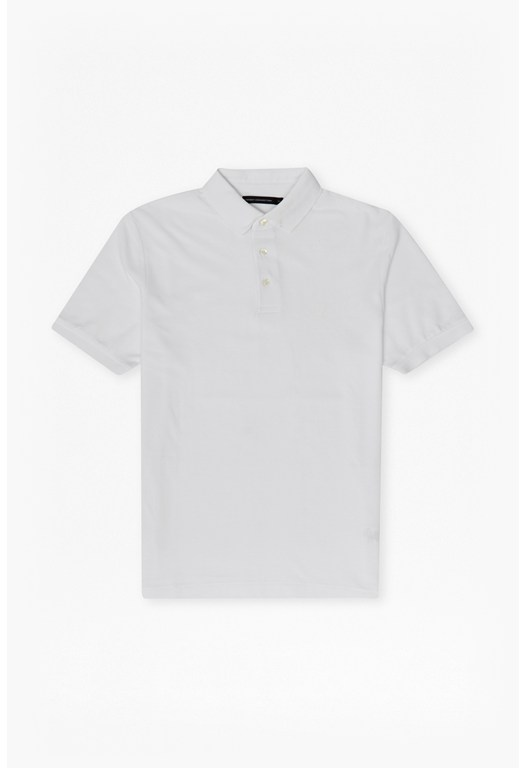 Cotton Magoo Pique Polo Shirt