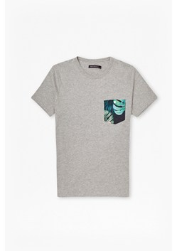 Penthouse Pocket Marlon Crew T-Shirt