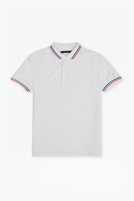 Complete the Look Tennis Tech Marlon Polo Shirt