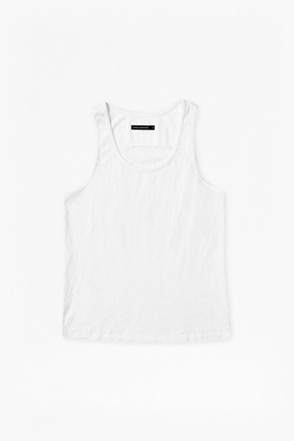 Basic Slub Vest Top