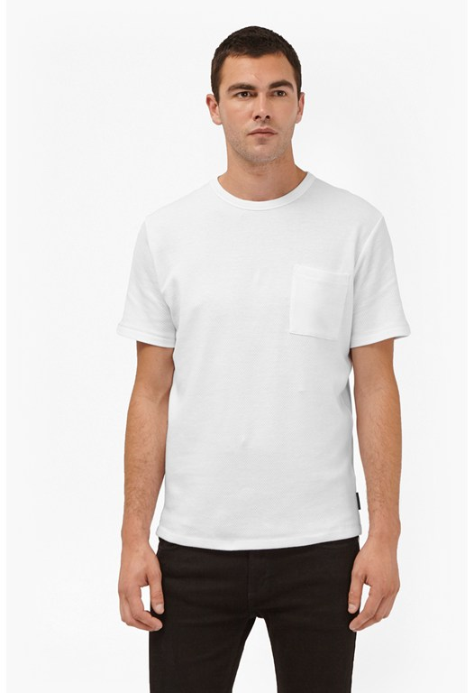Central Crepe T-Shirt