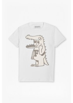 Rude Moc Croc Graphic Print T-Shirt