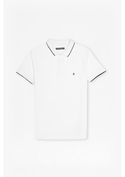Tipped Pique Polo Shirt