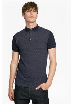 Summer All Front Ditsy Polo Shirt