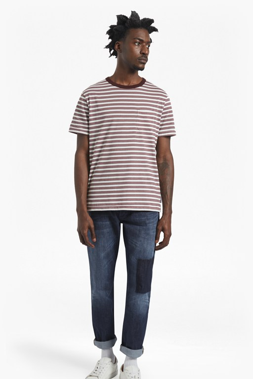 strasnice mini striped t-shirt