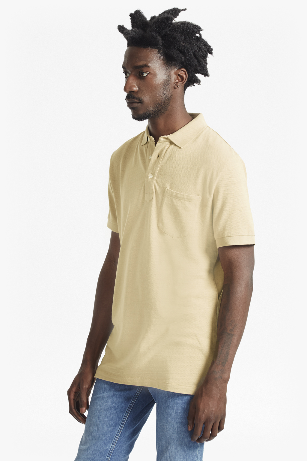 French Connection TALL - Polo basique - Navy rI3q00v