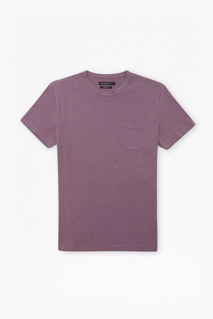 Rough Jeans Chest Pocket T-Shirt
