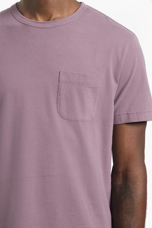 Complete the Look Rough Jeans Chest Pocket T-Shirt