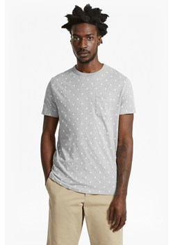 IO Dot Sim Fit Printed T-Shirt