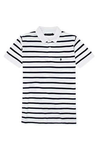Little Stripe Polo Shirt