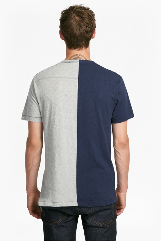 Complete the Look V Split Logo T-Shirt