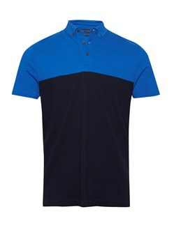Parched Pique Panel Polo Shirt