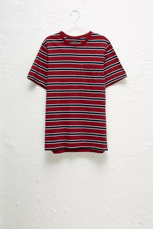 Complete the Look Old School Stripe T-Shirt