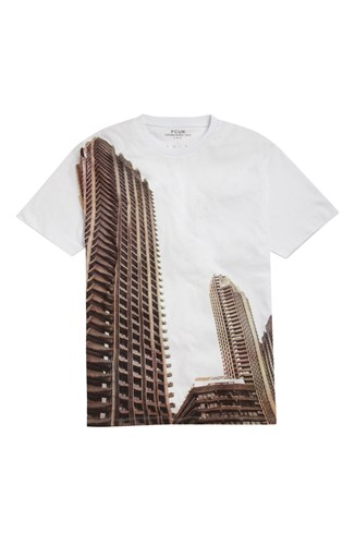 Tower Block Tee