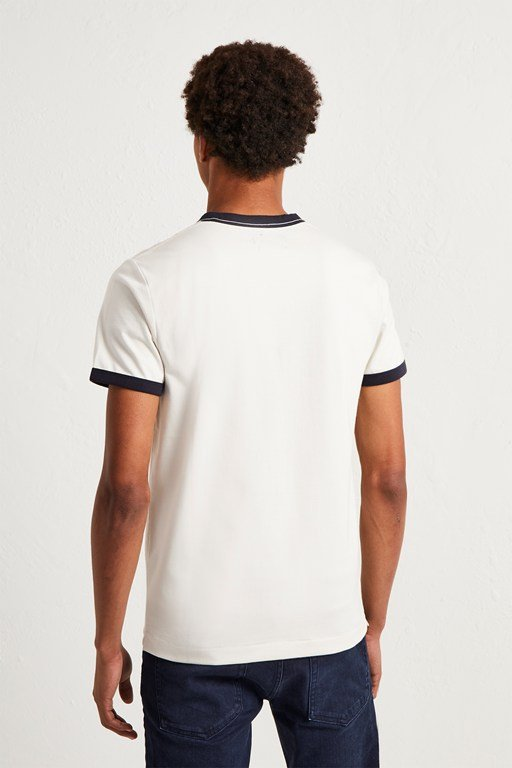 Complete the Look Frans Jersey Tipped T-Shirt