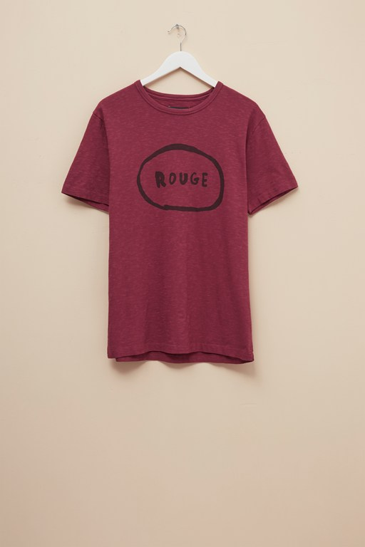 Complete the Look Red T-Shirt