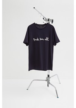 FCUK Em All Slogan T-Shirt