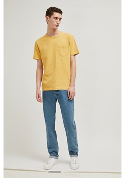 Plain Slub T-Shirt
