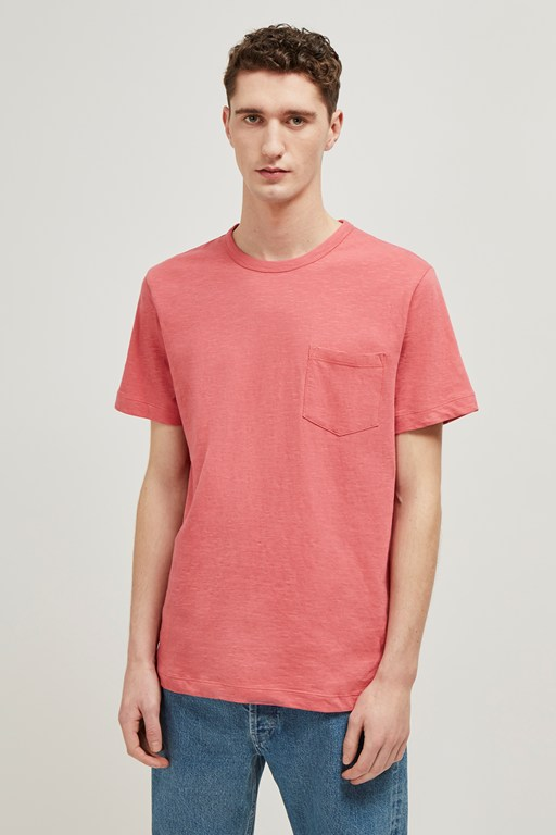 6938bd3505 Men's T-Shirts & Polo Shirts | Striped & Slub | French Connection