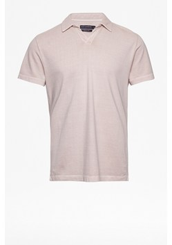 Parched Pique V Neck T-shirt