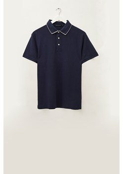 Garment Dye Parched Pique Polo Shirt