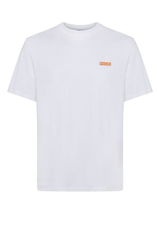 fcuk cotton t-shirt