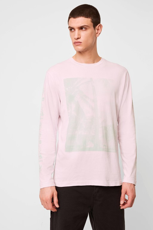 tonal beach long sleeve t-shirt