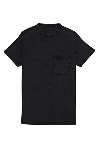 Colour Washed Jersey Tee
