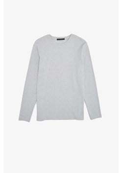 Durby Rib Long Sleeve T-Shirt